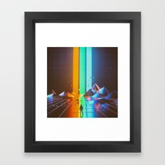 RGB (08.07.15) Framed Art Print
