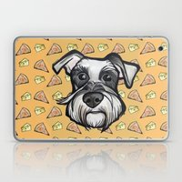 Peter Loves Pizza And Ch… Laptop & iPad Skin