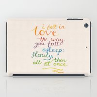 All At Once iPad Case