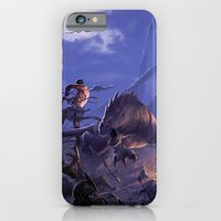 THE BEASTMASTER iPhone 6 Slim Case