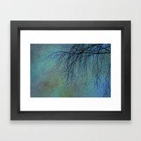 Hanging Tree  - JUSTART … Framed Art Print