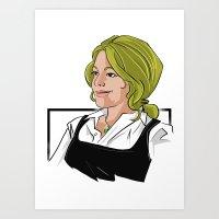 Tess Roberts Art Print