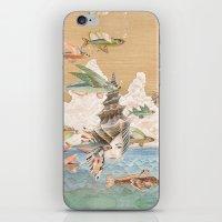Sea dream iPhone & iPod Skin