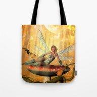 Wonderful Fairy Tote Bag