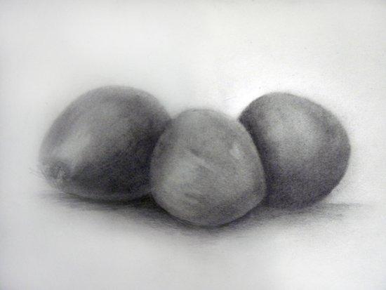The Fruits Art Print