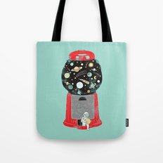 My childhood universe Tote Bag