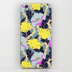 June Yellow iPhone & iPod Skin