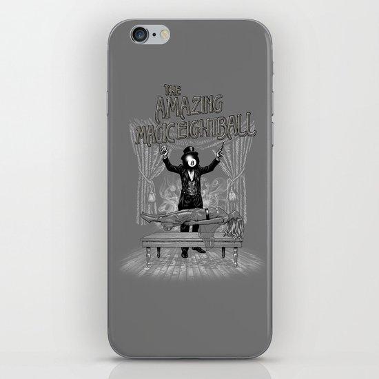 The Amazing Magic Eightball iPhone & iPod Skin