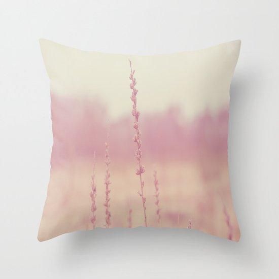 Dreamy Light  Throw Pillow