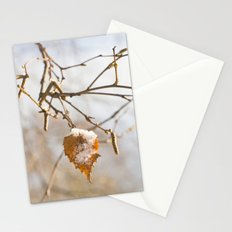 Winter wonders Stationery Cards