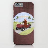 #HoneyHunter iPhone 6 Slim Case