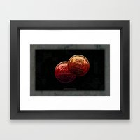 Just My 2 Cents    0008 Framed Art Print