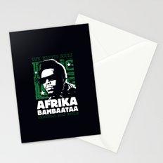 The Mighty Souls: Afrika Bambaataa Stationery Cards