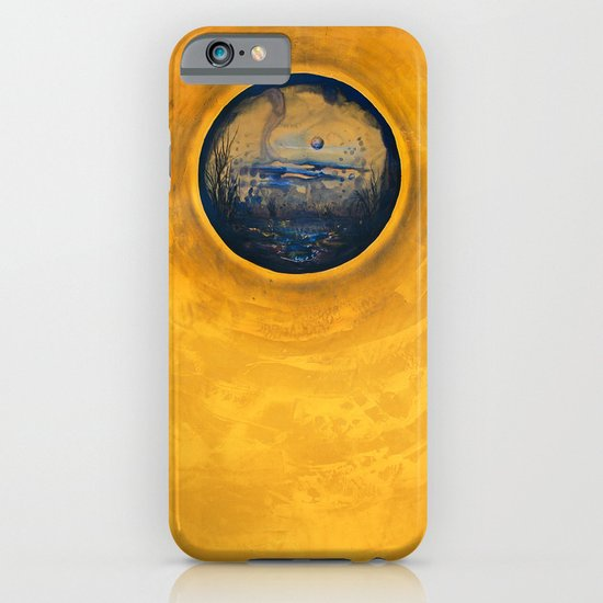 Somewhere in the Sun iPhone & iPod Case