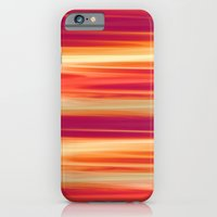 Sunset Abstract iPhone 6 Slim Case