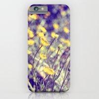 Woodland Yellows iPhone 6 Slim Case