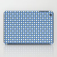 Floor tile 4 iPad Case