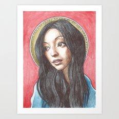 Mary Magdalene Art Print