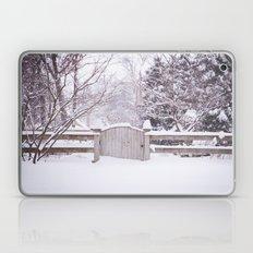 Snow Gate  Laptop & iPad Skin