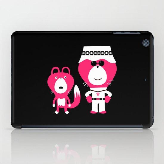 wonderlust : idokungfoo.com iPad Case