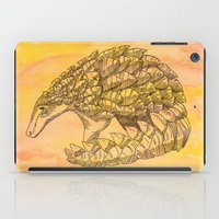 Pangolin Sun iPad Case