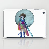 Uranus Princess iPad Case