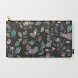 Carry-All Pouch - climb flowers - franciscomffonseca