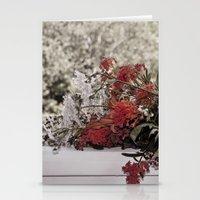 (Understated) Wildflower Bouquet Stationery Cards
