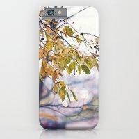 Happy Autumn Colours iPhone 6 Slim Case