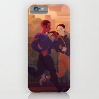 Running Buddies iPhone 6 Slim Case