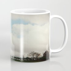 clouds and trees Mug