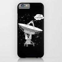 I love stargazing! iPhone 6 Slim Case