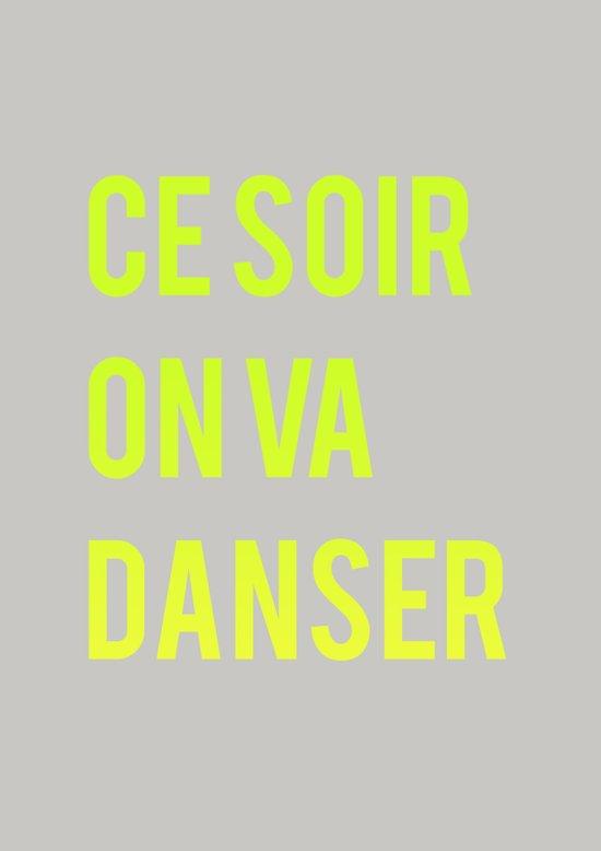 Danser Canvas Print