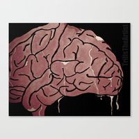 Mind Sex Canvas Print