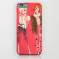 Valérie & Pomme iPhone 6 Slim Case