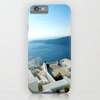 Santorini Lounge iPhone 6 Slim Case