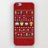 Sweater Park iPhone & iPod Skin