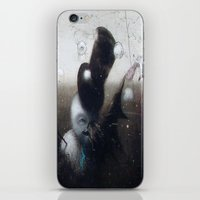 hotter than hell iPhone & iPod Skin