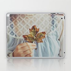 For The Love Of Autumn Laptop & iPad Skin