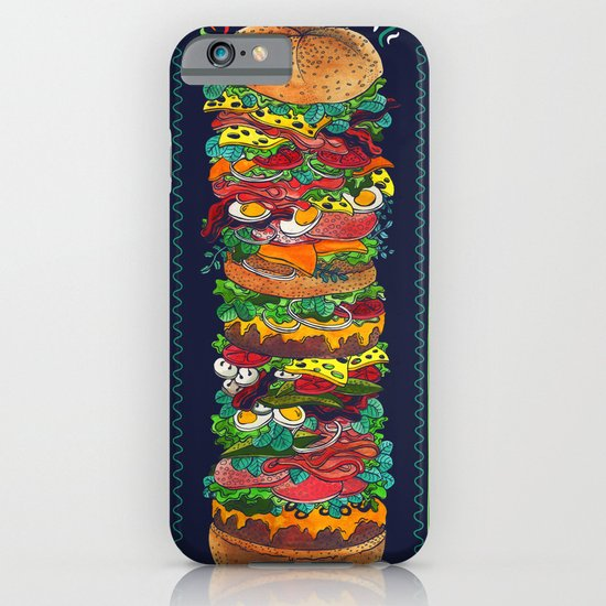 Grandwich iPhone & iPod Case