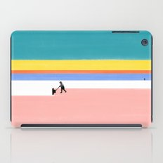 Winter Cleaning iPad Case
