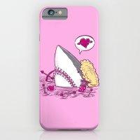 Cupid Shark in Water iPhone 6 Slim Case