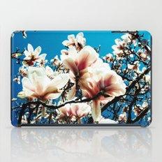 Magnolia details iPad Case