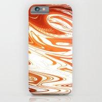 Swirl iPhone 6 Slim Case