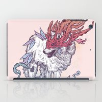 Spirit Animal - Wolf iPad Case