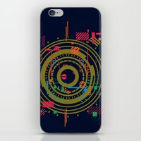 chaos vs order - the labyrinth within v2 iPhone & iPod Skin