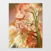 Majestic Tree Canvas Print