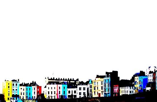 Clifton Colour Art Print