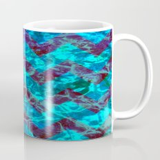 Chevron Waves Mug