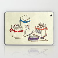 Teenage Mutant Ninja Kitchen Appliances Laptop & iPad Skin